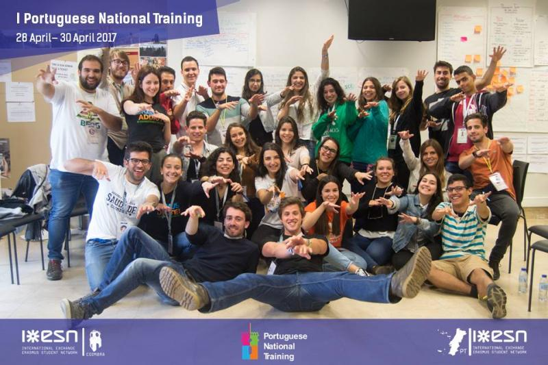 I Portuguese National Training by ESN Portugal
